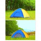Kolay Kurulumlu Pratik Kamp Çadırı 6 Kişilik (200x...