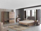 Arno Home Likya Yatak Odası Takımı (Amortisörlü)