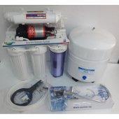 Su Arıtma Cihazı Aquabir 5 Aşamalı Tezgahaltı Pompalı,platınum Membran,lüks Musluk