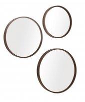 Trz 26 Ceviz Ayna Seti 3lü