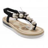 Guja 00302 Siyah Kadın Sandalet