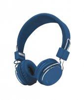 Trust 21822 Ziva Mikrofonlu Kulaklık Mavi Tru21822