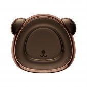 Baseus Bear Manyetik Mıknatıslı Araç Telefon Tutucu Kahverengi