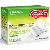 Tp Lınk Tl Wpa4220kıt 300mbps Av500 Wifi Powerline