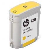 Hp F9k15a (728) Sarı 300ml Genıs Format Murekkep Kartusu