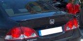 2007 2012 Honda Civic Bagaj Spoyleri
