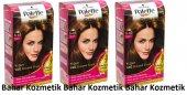Palette Deluxe 6.65 Göz Alıcı Kahve Saç Boyası 3 Adet
