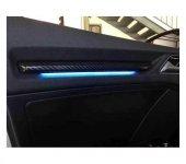 Honda Cıvıc Fc5 Işıklı İç Kapı Çıtası Rs Ve Executive Karbon