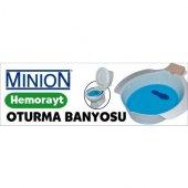 Minion Mn 917 Hemoroid Basur Küveti Oturma Banyosu
