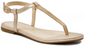 Gedikpaşalı 8ylg 3589 Bej Bayan Ayakkabı Terlik Sandalet