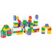 Pilsan Master Bloklar 78 Parça Eğitici Lego Çocuk Oyuncağı Yapboz