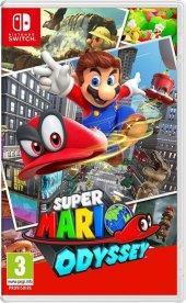 Nintendo Super Mario Odyssey Switch Oyunu