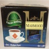 Mahmood Coffee Hazır Türk Kahvesi Orta Şekerli 40 Adet