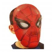 Spiderman Film Gözleri Hareketli Maske Örümcek Adam Maskesi B96