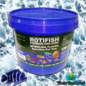 Rotifish Spirulina Flakes 50 Gram