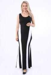 Sırt Dekolteli Uzun Elbise