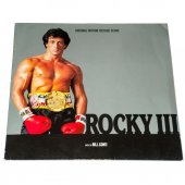 Plak Rocky Iıı Soundtrack