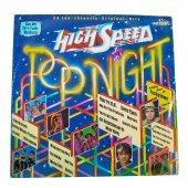 Plak Highspeed Pop Night 33lük