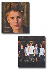 Justin Bieber Ve One Direction Efsanesi 2 Kitap