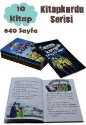 Kitapkurdu Serisi Set 2 10 Kitap