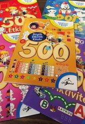 500 Etkinlik Aktivite 5 Kitap 320 Sayfa Eğitici Öğ...