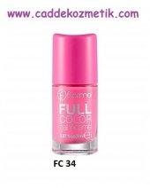 Flormar Full Color Oje Fc34 Pembe