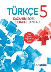5.sınıf Türkçe Soru Bankası Tudem Yayınları