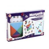 Manyetik Tangram Seti 14 Parçalı (3+yaş)