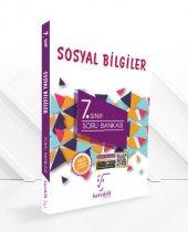 7.sınıf Sosyal Bilgiler Soru Bankası Karekök Yayınları