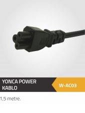 Winkel Yonca Power Kablo 1.5 Mt