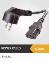 Winkel Power Kablo 1.5 Mt