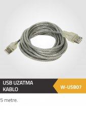 Winkel Usb Uzatma Kablo 5 Metre