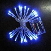 Pilli Led Işık Günışığı