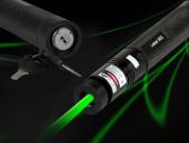 Yeşil Şarjlı Lazer Pointer 1000 (Yakar) + Yedek Pil Hedıyelı