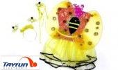 Arı Kostüm Seti Çocuk