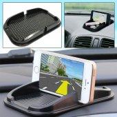 Araç İçi Telefon Navigasyon Standı Kaydırmaz Ped