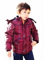 Milan Çocuk Club Erkek 2 3 4 5 Yaş Çocuk Kaban Bordo Renk