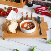 Joy Kitchen Çorba Sunum Seti Kulplu