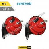 Sentinel 12v Da Dat Korna Seti Tek Fişli