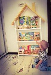 Deniz Lake Montessori Kitaplık Raf