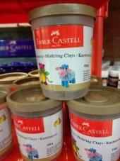 Faber Castell Oyun Hamuru 110 Gr Toprak Açık Kahve