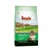 Bonnie Tavuklu Kısırlaştırılmış Kedi Maması 1.5kg Yetişkin Kedi