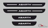 Abarth Plastik Kapı Eşiği (4lü Set)