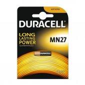 Duracell Alkalin Pil Mn 27 12 Volt Tekli Paket