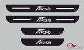 Ford Fiesta Plastik Kapı Eşiği (4lü Set)