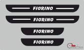 Fiat Fiorino Plastik Kapı Eşiği (4lü Set)