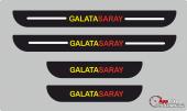 Galatasaray Plastik Kapı Eşiği (4lü Set)