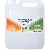 Tito Portakal Brendi Aroması Suda Çözünür 5 Lt