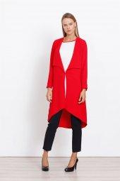 Modailgi Senti Ceket Kırmızı
