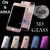Iphone 7 7 Plus Kırılmaz Ön+arka 3d Temperli Cam Ekran Koruyucu